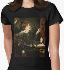 Dante Gabriel Rossetti - Veronica Veronese , Portrait Of A Woman T-Shirt