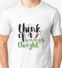 Wonderful Thought Unisex T-Shirt