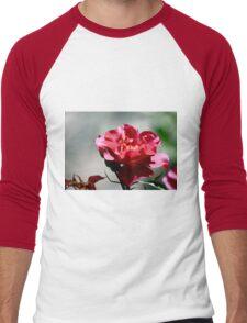 Cinco De Mayo Rose Men's Baseball ¾ T-Shirt