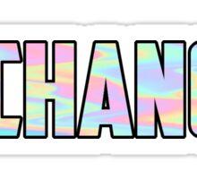 Chance3 Sticker
