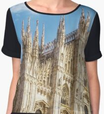 Il Duomo Milan Italy Women's Chiffon Top