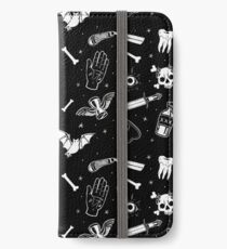 A Few of My Macabre Things iPhone Wallet/Case/Skin