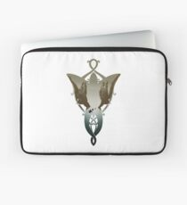 Evenstar at the Argonath 2.0 Laptop Sleeve