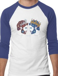 """""""Mirror, mirror on the wall, who is the fairest queen of them all"""" Men's Baseball ¾ T-Shirt"""