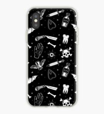 A Few of My Macabre Things iPhone Case