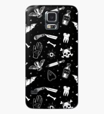 A Few of My Macabre Things Case/Skin for Samsung Galaxy