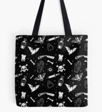 A Few of My Macabre Things Tote Bag