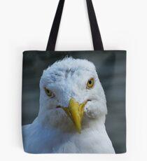 Seagull selfie Tote Bag