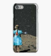 Space Girl iPhone Case/Skin