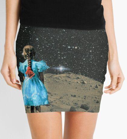 Space Girl Mini Skirt