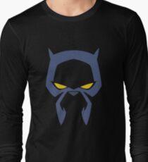 Animated Cat-lover Superhero (Negative) T-Shirt