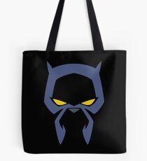 Animated Cat-lover Superhero (Negative) Tote Bag