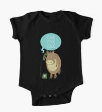 Yak on the Phone Kids Clothes