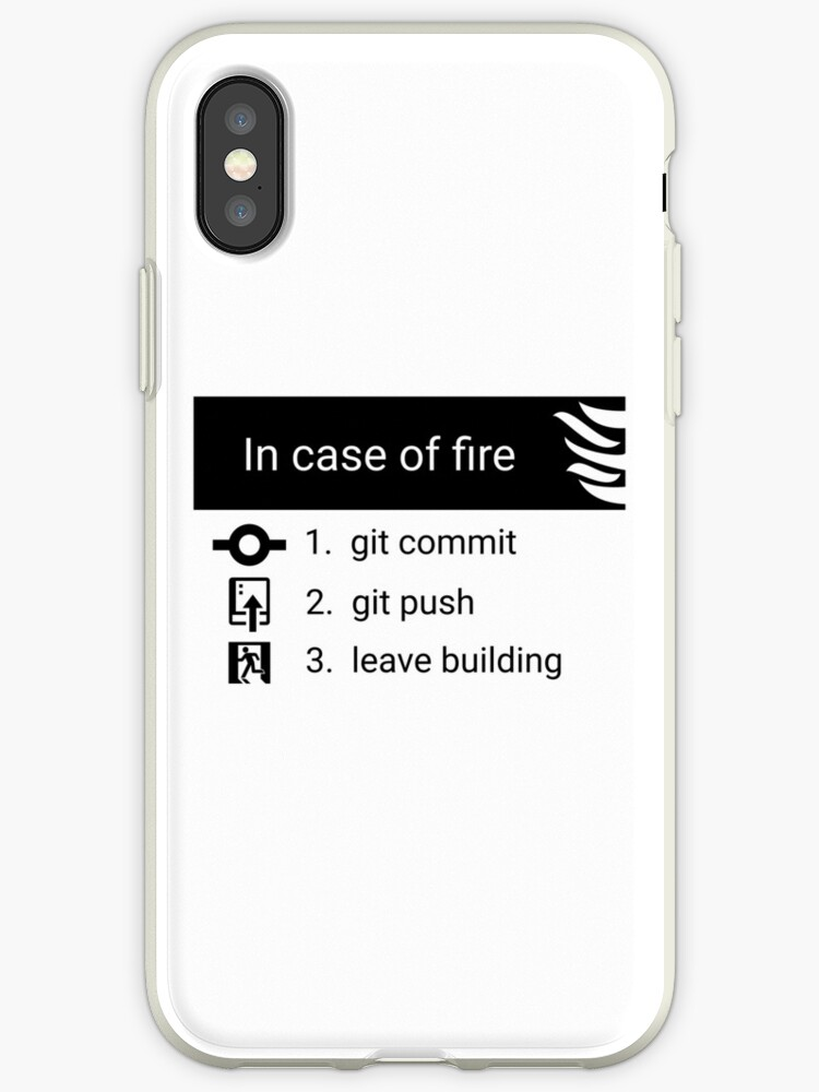 In case of fire by Jugulaire