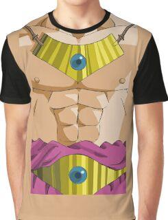 Super Saiyan Broly Torso Shirt Graphic T-Shirt