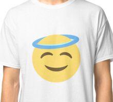 Halo emoji Classic T-Shirt