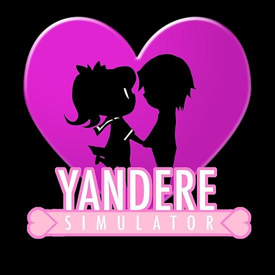Laminas Fotograficas Simulador De Yandere Yandere Love Print De