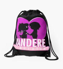 Yandere Simulator - Yandere Love Print Drawstring Bag