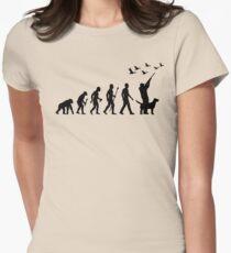 Duck Hunting Evolution Of Man T-Shirt
