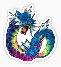 Trippy Gyarados Sticker