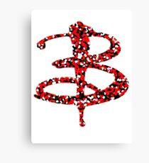 B. the vampire slayer Canvas Print
