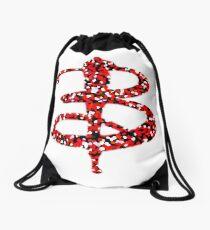 B. the vampire slayer Drawstring Bag