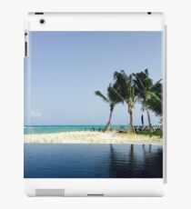 Ocean, Pool iPad Case/Skin
