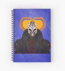 N7 Keep - Nihlus Spiral Notebook