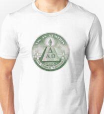 DAO - ETHEREUM - VIS IN NUMERIS- IN CODICE VERITAS Unisex T-Shirt