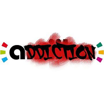 Amiibo Addiction by Ravioko