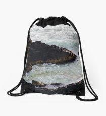 Shoreline Drawstring Bag