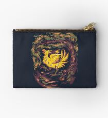 Chocobo with Blossoms Studio Pouch