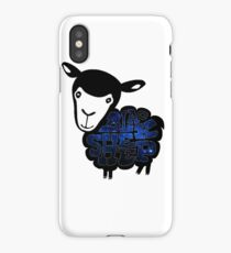 Black Sheep Nebula iPhone Case/Skin