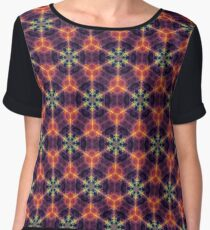 Lightning Robot Chiffon Top