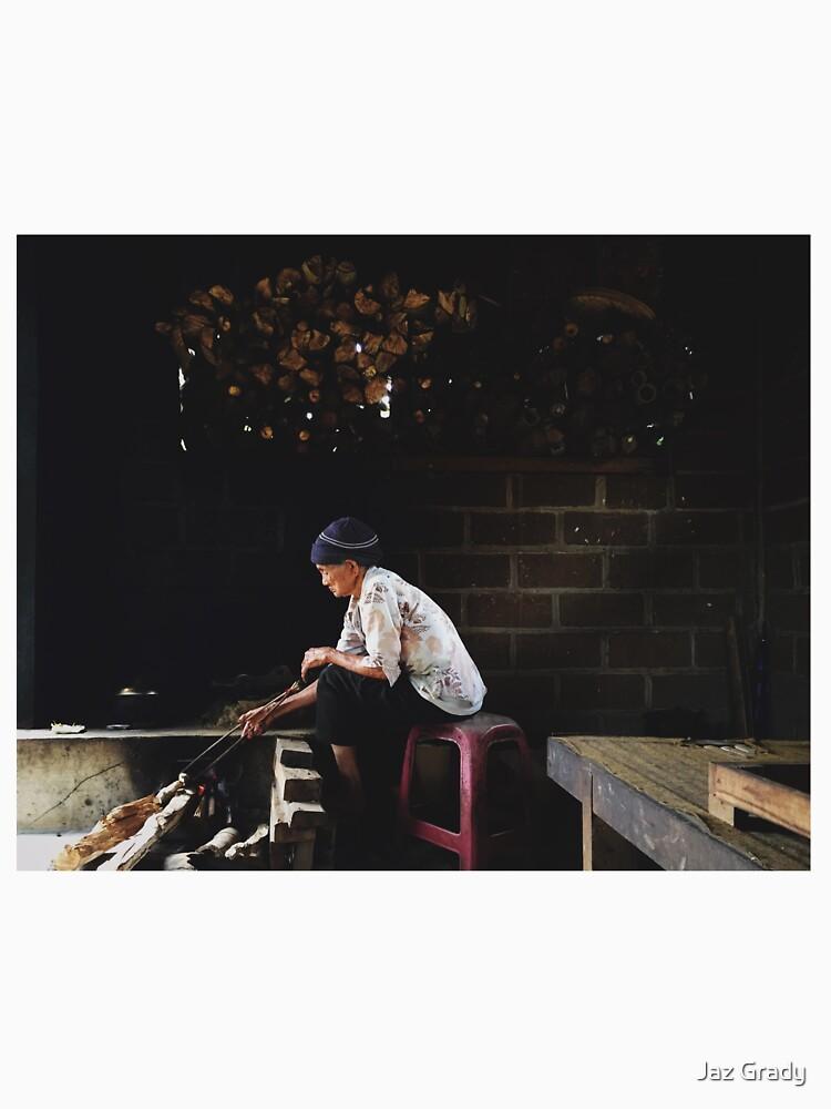 Wise Woman - Coffee Plantation by strangerandfict
