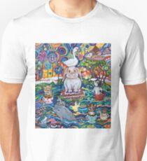 Ocean tea-party Unisex T-Shirt