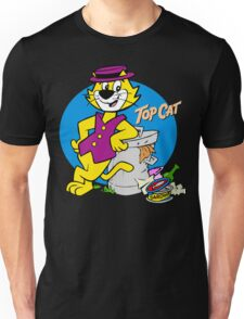 Stylish Cat Unisex T-Shirt
