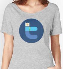 Adventure network 1 Women's Relaxed Fit T-Shirt