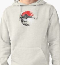 Pokeball Death Star Pullover Hoodie