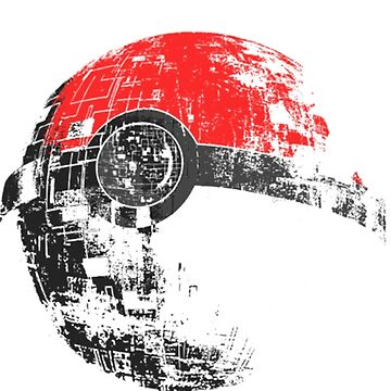 Pokeball Death Star by boaba