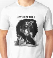 jethro tull white wulan Unisex T-Shirt