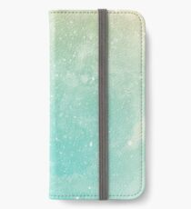 Soft Green [watercolor] iPhone Wallet/Case/Skin