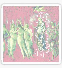 Persian Primavera Sticker