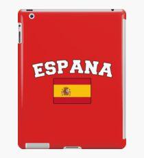 Espana Spain Supporters iPad Case/Skin