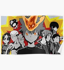 Vongola Fight Poster