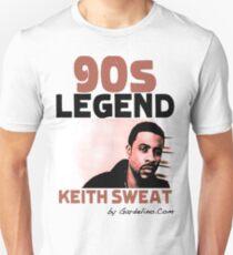 KEITH SWEAT  by Gardelino.com Unisex T-Shirt