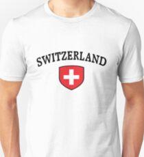 Camiseta ajustada Partidarios de Suiza