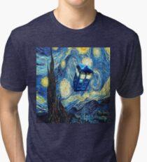 Van Gogh Tri-blend T-Shirt