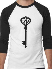 Victorian Key Men's Baseball ¾ T-Shirt