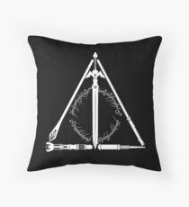 Multifandom logos Throw Pillow